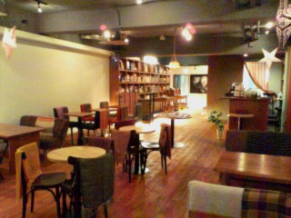 World Books Cafe, Sapporo