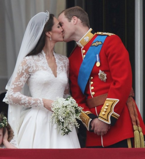 Royal Kiss!